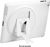 ZeroChroma - Vario SC Case for Apple iPad 2 - White