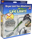 Lint Lizard - Dryer Vent Vacuum Attachment - Green