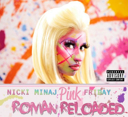 Pink Friday: Roman Reloaded [PA] - CD