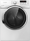 Samsung - 7.4 Cu. Ft. 13-Cycle Ultra-Large Capacity Steam Gas Dryer - Neat White