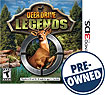 Deer Drive Legends - PRE-OWNED - Nintendo 3DS