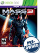Mass Effect 3 - PRE-OWNED - Xbox 360