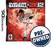 Major League Baseball 2K12 - PRE-OWNED - Nintendo DS
