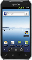 LG - Viper Mobile Phone - Black (Sprint)