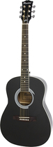 Maestro by Gibson - 6-String Parlor-Size Acoustic Guitar - Black