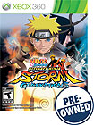 NARUTO SHIPPUDEN: Ultimate Ninja STORM Generations - PRE-OWNED - Xbox 360