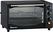 Magic Chef - 6-Slice Toaster Oven - Black