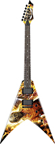 Dean - Dave Mustaine VMNT End Game 6-String Full-Size Electric Guitar