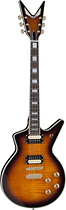 Dean - Cadillac 1980 6-String Full-Size Electric Guitar - Trans Braziliaburst