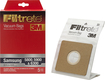 Filtrete - 3M Vacuum Bag for Select Samsung Vacuums