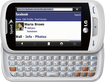 LG - Rumor Reflex Mobile Phone - White (Sprint)