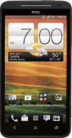HTC - EVO 4G LTE Mobile Phone - Black (Sprint)