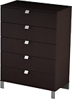 South Shore - Cakao Collection 5-Drawer Chest