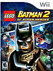 LEGO Batman 2: DC Super Heroes - Nintendo Wii