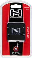 Hosa Technology - 4-Port USB 20 Hub