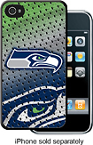 Team ProMark - Seattle Seahawks Case for Apple iPhone 4 and 4S
