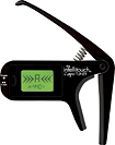 Intellitouch - Capo Guitar Tuner - Black