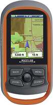 Magellan - eXplorist 310 GPS - Orange/Gray