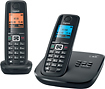 Gigaset - DECT 60 Expandable Cordless Phone System with Digital Answering System