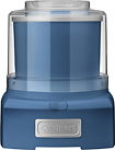 Cuisinart - 1-1/2-Quart Frozen Yogurt/Ice Cream/Sorbet Maker - Blue