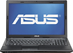 "Asus - 15.6"" Laptop - 4GB Memory - 320GB Hard Drive - Black"