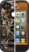 OtterBox - Defender Series Case for Apple iPhone 4 and 4S - Camouflage AP Blaze (Wetlands)