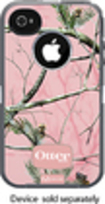 OtterBox - Defender Series Case for Apple iPhone 4 and 4S - Pink Camo