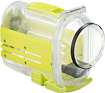 Contour - ContourROAM Waterproof Case - Contour Green/Clear