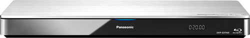 Panasonic - DMP-BDT460 - Streaming 3D Wi-Fi Built-In Blu-ray Player - Black