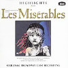 Les Miserables - Original Broadway Cast Highlights - CD