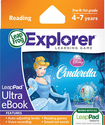 LeapFrog - Disney Cinderella Ultra eBook Cartridge for LeapPad