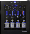 Vinotemp - 15-Bottle Wine Cellar - Black