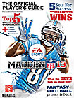 Madden NFL 13: The Official Player's Guide (Game Guide) - PlayStation 3, Xbox 360