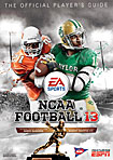 NCAA Football 13: The Official Player's Guide (Game Guide) - PlayStation 3, Xbox 360