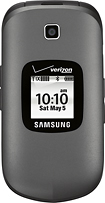 Samsung - Gusto 2 Mobile Phone - Gray (Verizon Wireless)