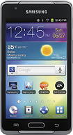 Samsung - Galaxy Player 42 with 8GB Memory - Black