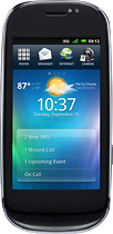 Dell - Aero Mobile Phone (Unlocked) - Black