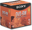 Sony DVD-RW 4.7GB REWRITABLE-10PK