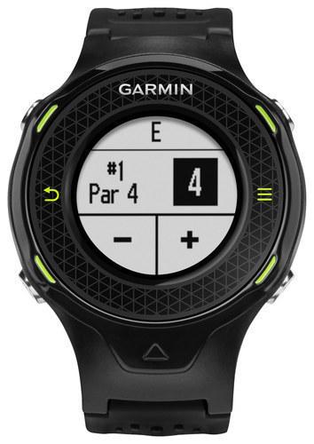 Garmin - Approach S4 GPS Golf Watch - Black