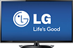"LG - 55"" Class - LED - 1080p - 120Hz - Smart - HDTV"