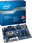 Intel - Media Series ATX Motherboard 1600MHz (Socket LGA 1155)
