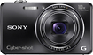 Sony - Cyber-shot DSC-WX100 18.2-Megapixel Digital Camera - Black