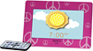 ZAZOO KiDS - Photo Alarm Clock - Hot Pink/Light Pink
