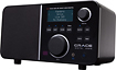 Grace Digital - Innovator X 8W Wireless Internet Radio - Black
