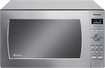Panasonic - 2.2 Cu. Ft. Full-Size Microwave - Stainless-Steel