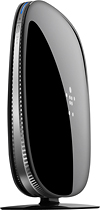 Belkin - AC 1000 Dual-Band 802.11ac Wireless Router with 4-Port Gigabit Ethernet Switch