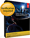 Adobe Creative Suite 6 Production Premium: Student and Teacher Edition - Mac