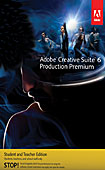 Adobe Creative Suite 6 Production Premium: Student and Teacher Edition - Windows