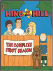 King Of Hill: Complete Season 1 (3 Disc)