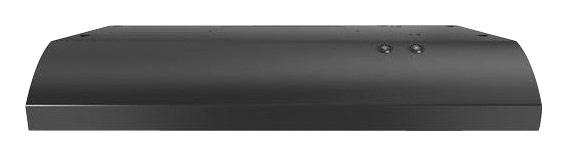 Whirlpool - 30 Externally Vented Range Hood - Black